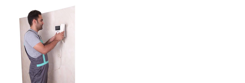 تعمیر آیفون تصویری و نصب آیفون تصویری با آچاره در کرمان