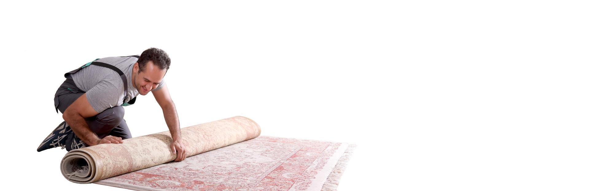 قالیشویی ،  ارائه خدمات آنلاین قالی شویی با آچاره در سنندج