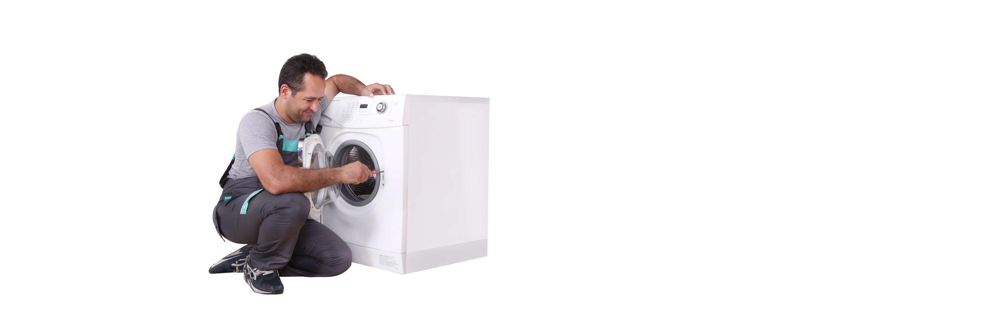 نصب و تعمیر انواع ماشین لباسشویی در قزوین