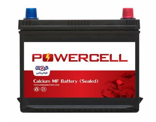 انواع باتری های خودرو برند پاورسل